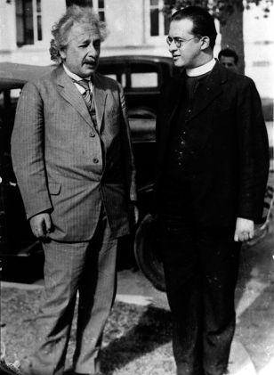 Georges Lemaître y el Big Bang. Sin prejuicios por favor - Grandes ...